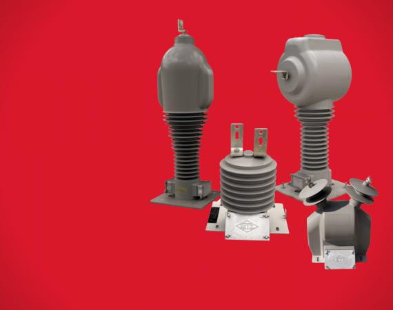 Los transformadores de corriente y potencial en baja y media tensión